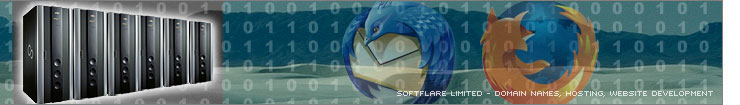 Softflare Limited - Hosting, Web Development Solutions, SEO, Search engine optmisation, Domain names and much much more